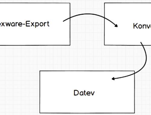 Lexware Export für Datev: Konverter bei unterschiedlichen Längen der Debitoren-, Kreditoren-, oder Sachkonten