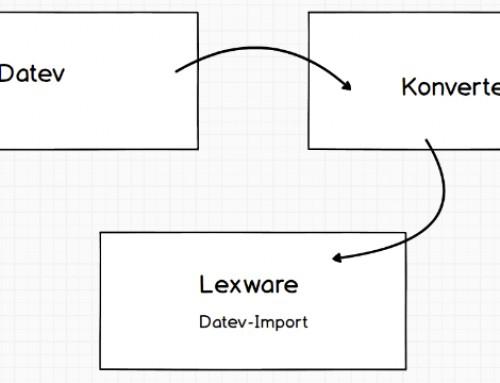 Lexware: Import aus Datev mit Konverter bei unterschiedlichen Längen der Konten