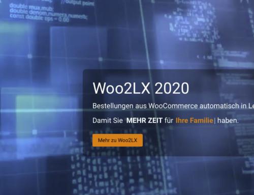 Bestellungen aus WooCommerce nach Lexware importieren