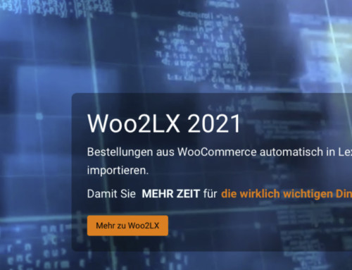 Woo2LX neue Version verfügbar: WooCommerce Import für Lexware Financial Office
